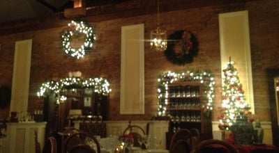 Photo of French Restaurant Carriage House Dining Room & Gardens at 24460 Adams Rd, South Bend, IN 46628, United States