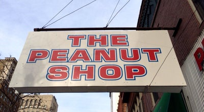 Photo of Tourist Attraction The Peanut Shop at 117 S Washington Sq Ste 1, Lansing, MI 48933, United States