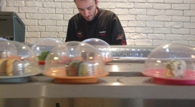 Photo of Japanese Restaurant Sushi Kan at 5 Rue Florian, Cannes 06400, France