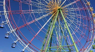 Photo of Theme Park Ride / Attraction 大観覧車 フラワーリング at 馬渡字大沼605-4, ひたちなか市, Japan