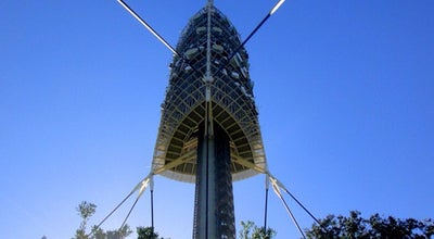 Photo of Radio Station Torre de Collserola at Ctra. Vallvidrera-tibidabo, S/n, Barcelona 08017, Spain