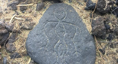 Photo of Trail Puako Petroglyphs-Actual Field at Puako, Hi, Puako, HI 96743, United States