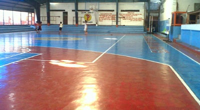 Photo of Basketball Court Sta. Lucia Covered Court at D. Vicencio Cor. B.s. Angeles St., San Juan, Philippines