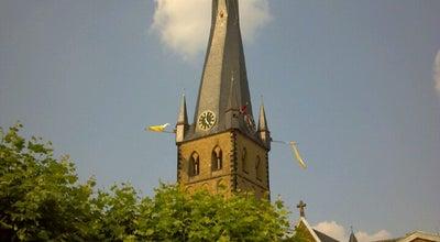 Photo of Church Basilika St. Lambertus at Oberdorfstr. 31, Düsseldorf 40213, Germany