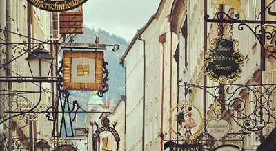 Photo of Tourist Attraction Getreidegasse at Getreidegasse, Salzburg 5020, Austria