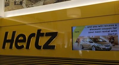Photo of Rental Car Location Hertz Rent A Car at Via Sardegna 30, Rome 00187, Italy