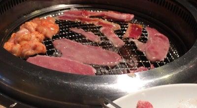 Photo of BBQ Joint 焼肉でん at 八幡中山町25, Nagahama 526-0021, Japan