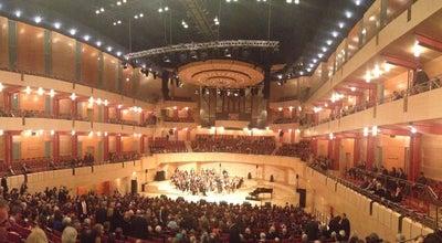 Photo of Concert Hall Philharmonie Essen at Huyssenallee 53, Essen 45128, Germany