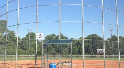 Photo of Baseball Field Oak Villa Ballpark at Baton Rouge, LA 70814, United States