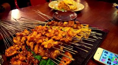 Photo of BBQ Joint 丽哲韩式烧烤 at 宁海路北冬瓜市, Nanjing, Ji, China
