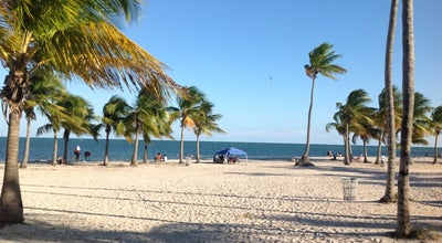 Photo of Beach Crandon Park Beach at 6747 Crandon Blvd, Key Biscayne, FL 33149, United States