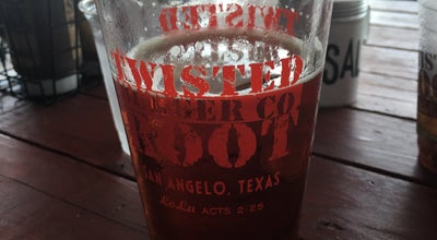 Photo of American Restaurant Twisted Root at 333 S Chadbourne St, San Angelo, TX 76903, United States