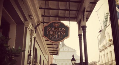 Photo of Hotel Bourbon Orleans Hotel at 717 Orleans St., New Orleans, LA 70116, United States