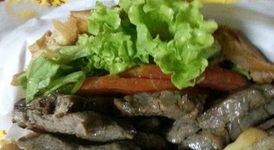 Photo of Burger Joint Tcheco Lanches at Av. Xv De Novembro, 868, Joaçaba, Brazil