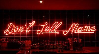 Photo of Cocktail Bar Don't Tell Mama at Mexico