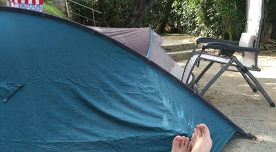 Photo of Campground Camping Gianna at Via Fiascherino, Tellaro Di Lerici 19030, Italy