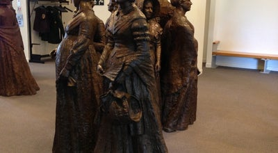 Photo of Historic Site Women's Rights National Historical Park at 136 Fall St, Seneca Falls, NY 13148, United States