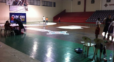 Photo of Basketball Court Gimnasio Niños Heroes at Tepic, Mexico