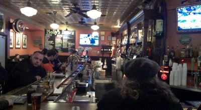 Photo of Nightclub Molly's Irish Grille & Sports Pub at 4 E 4th St, Bethlehem, PA 18015, United States