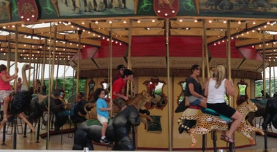 Photo of Theme Park Carousel at Lincoln Park Zoo, Chicago, IL 60614, United States