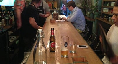 Photo of New American Restaurant The Cannibal Beer & Butcher at 113 E 29th St, New York, NY 10016, United States