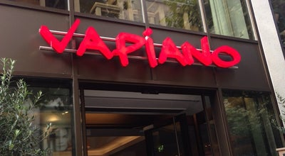 Photo of Italian Restaurant Vapiano at Kaiserstraße 27, Heilbronn 74072, Germany