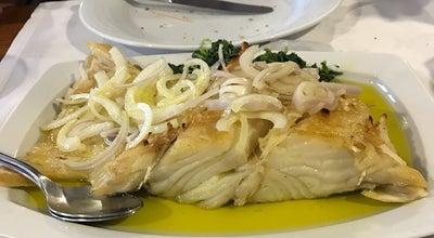 Photo of Restaurant Taberna Afonso at Largo Terreiro De S.roque, Nº 51, Ponte de Lima 4990-681, Portugal