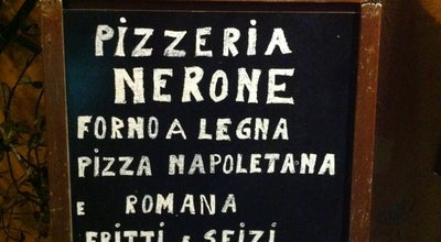 Photo of Pizza Place Nerone at Via Del Moro, 43, Roma 00153, Italy