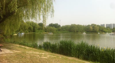 Photo of Park Chaoyang Park West Gate 3 朝阳公园西门 at Chaoyang Gongyuan Lu, Beijing 北京市, Ch, China