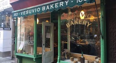 Photo of Bakery Vesuvio Bakery at 160 Prince St, New York, NY 10012, United States