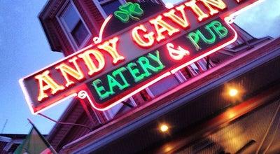 Photo of Bar Andy Gavin's at 1392 N Washington Ave, Scranton, PA 18509, United States