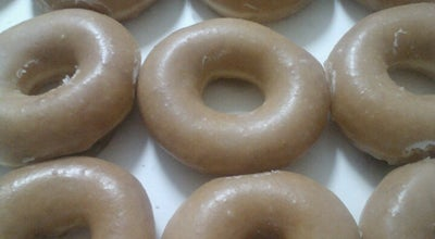 Photo of Restaurant Krispy Kreme Doughnuts &Coffee at 11506 Abercorn St, Savannah, GA 31419, United States
