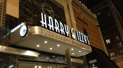Photo of American Restaurant Harry and Izzy's at 153 South Illinois Street, Indianapolis, IN 46225, United States