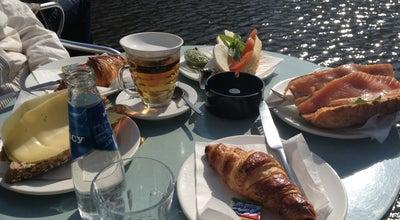 Photo of Modern European Restaurant Cafe de Jaren at Nieuwe Doelenstraat 20, Amsterdam 1012 CP, Netherlands