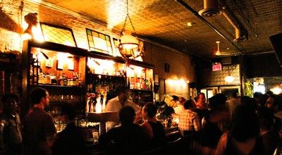 Photo of Bar Von at 3 Bleecker St, New York, NY 10012, United States