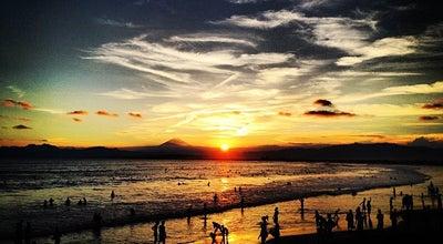 Photo of Beach 江ノ島ビーチ at 片瀬海岸, 藤沢市 251-0035, Japan