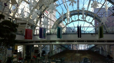 Photo of Art Gallery Indianapolis Artsgarden at 110 W Washington St, Indianapolis, IN 46204, United States