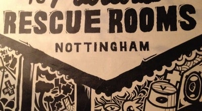 Photo of Music Venue The Rescue Rooms at Masonic Pl., Nottingham NG1 5JT, United Kingdom