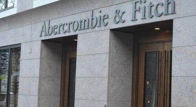 Photo of Clothing Store Abercrombie & Fitch at 1 Faneuil Square, Boston, MA 02109, United States