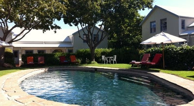Photo of Hotel Le Quartier Francais at Cnr Berg & Wilhelmina Streets, Franschhoek 7690, Franschhoek 7690, South Africa