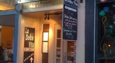 Photo of Italian Restaurant La Dolce Vita at 323 E Broad St, Athens, GA 30601, United States