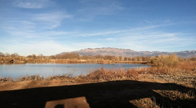 Photo of Park Rio Grande Nature Center State Park at 2901 Candelaria Rd. Nw, Albuquerque, NM 87107, United States