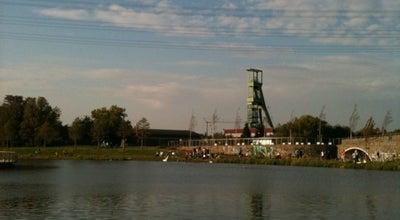 Photo of Lake ThyssenKrupp-See at Krupp-park, Essen, Germany