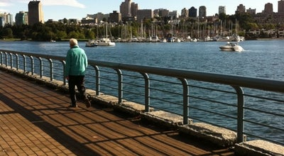 Photo of Trail Seawall Yaletown at Pacific Blvd, Vancouver, BC, Canada