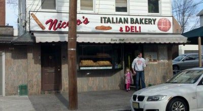 Photo of Italian Restaurant Nicolo's Italian Bakery at 6 Baldwin St, Montclair, NJ 07042, United States