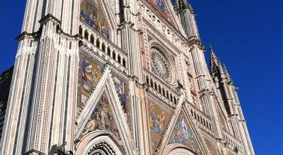 Photo of Historic Site Duomo di Orvieto at Piazza Del Duomo, Orvieto, Italy