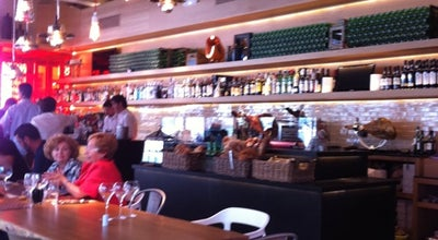 Photo of Mediterranean Restaurant La Cocina de San Anton at Augusto Figueroa 24, Madrid 28004, Spain