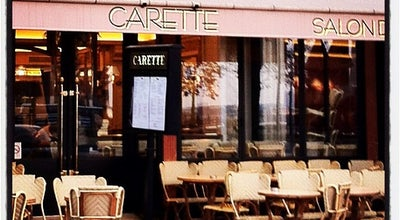 Photo of French Restaurant Carette at 4 Pl Trocadero Et Du 11 Novembre, Paris 75116, France