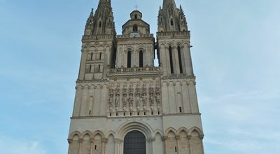 Photo of Tourist Attraction Cathedrale St-Maurice at Place Freppel, Angers, France