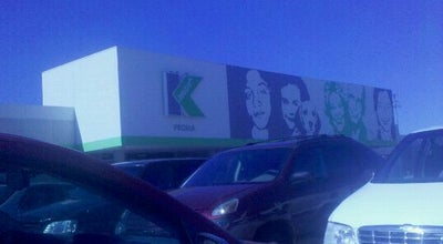 Photo of Discount Store Kmart at 901 West Lake Avenue, Peoria, IL 61614